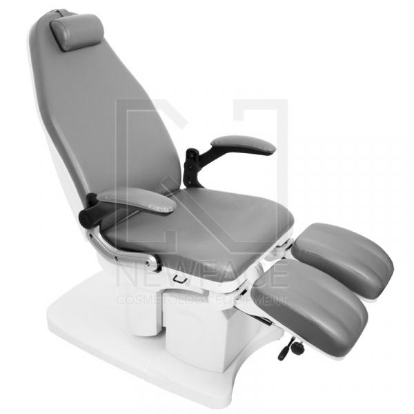Fotel Podologiczny Elektryczny Azzurro 709A Szary #2